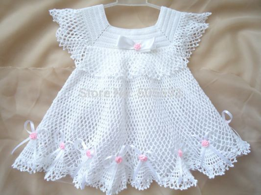 2014- Baby-girl- dress-Handmade-