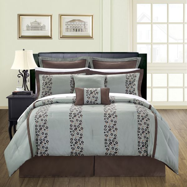 Fabulous Queen Size Bed Sheets Set With Nightstand
