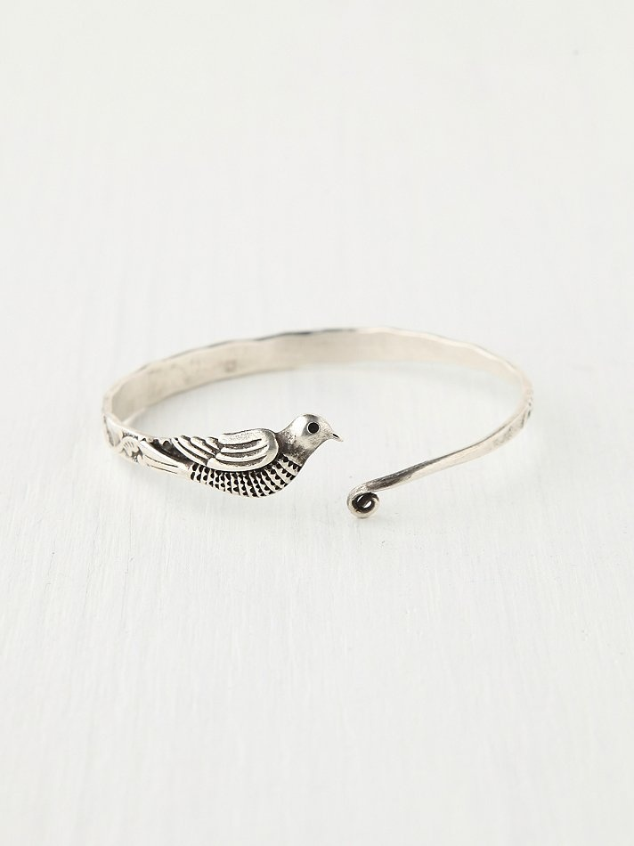 Novelty Metal Cuff at Free People Clothing Boutique