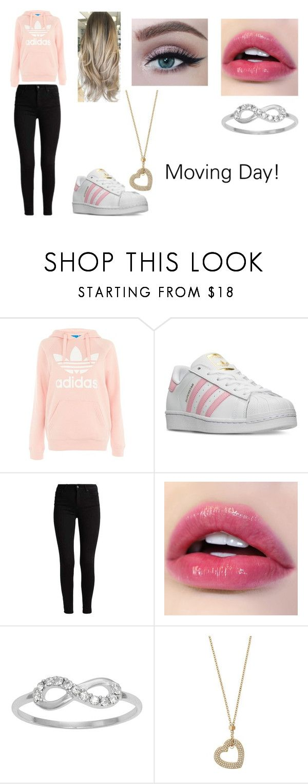 """Moving Day!"" by courts-horan13 on Polyvore featuring adidas, Itsy Bitsy and Michael Kors"