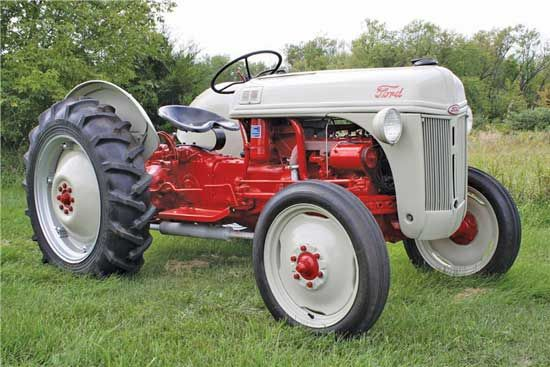 1958 Ford 8n Tractor : Ford n farm pinterest old tractors and