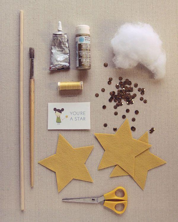 DIY Magic Wand | Heartmade Blog