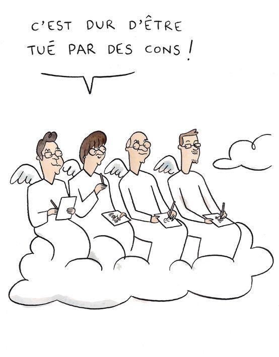 Tué par des cons ! #jesuischarlie #charliehebdo