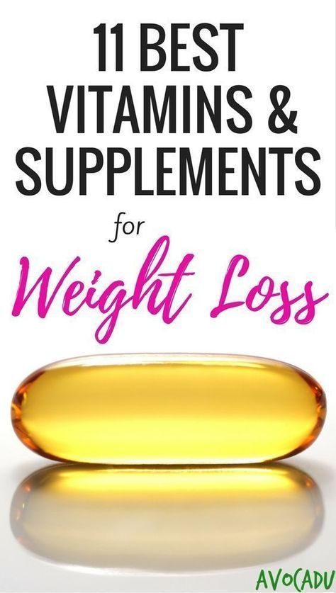 Vitamins and Supplements for Women to Lose Weight | Vitamins for Weight Loss | Supplements for Weight Loss | http://avocadu.com/supplements-vitamins-weight-loss/