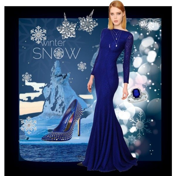 """""""winter snow"""" by diaparsons on Polyvore"""