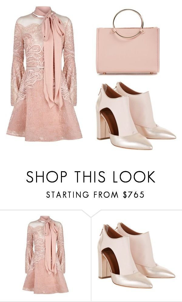 """""""Untitled #323"""" by denysa-boldog on Polyvore featuring Elie Saab and Future Glory Co."""