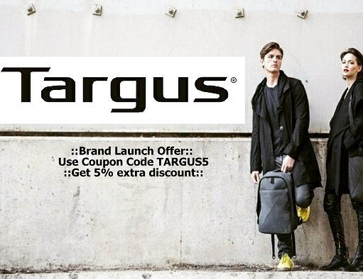 Targus is the leading global supplier of carrying cases and products for the mobile lifestyle. Founded in 1983 Targus continues to set the standards of excellence for protection craftsmanship & functionality of carrying cases and accessories for the mobile lifestyle.  Targus' product range includes backpacks messenger bags overnighters & a range of computer peripherals including USB  Lightning cables & hubs chargers & power banks car inverters keyboards & mice presenters surge protectors…