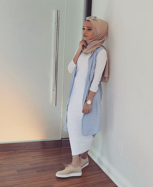Best 25 Hijab Fashion Summer Ideas Only On Pinterest Hijab Outfit Muslim Dress And Hijab Fashion