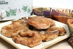 Slow Cooker Quick and Easy Pork Chops Recipe