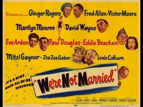 We're Not Married (1952) Ελληνικοί υπότιτλοι