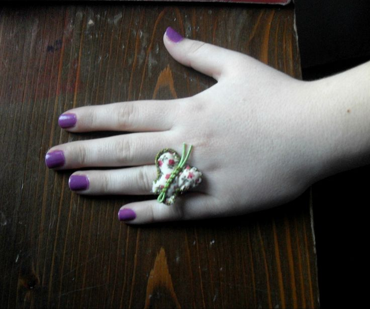 υφασμάτινο δαχτυλήδι