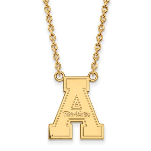 162 best college ncaa images on pinterest college pendants and 10kyellowgoldappalachianstateuniversitylargependant mozeypictures Image collections