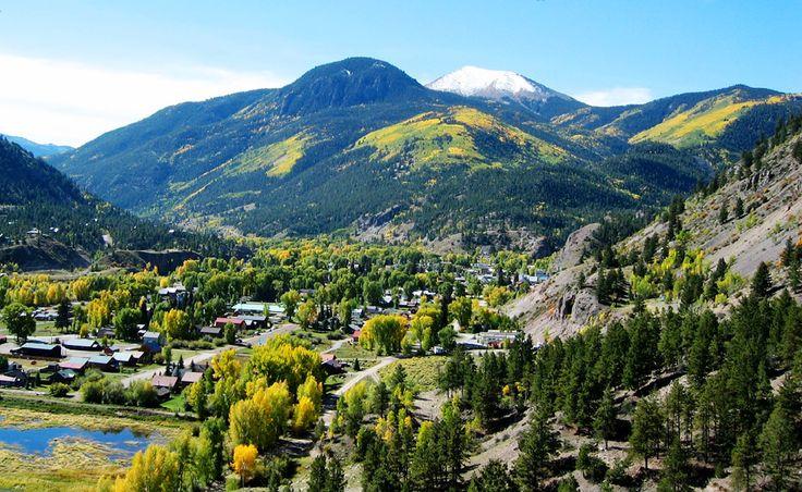 Alpine Loop Scenic Byway | Adventure Vehicle Rentals | Sportsmobile | Tiger | Colorado | Utah | Arizona | California