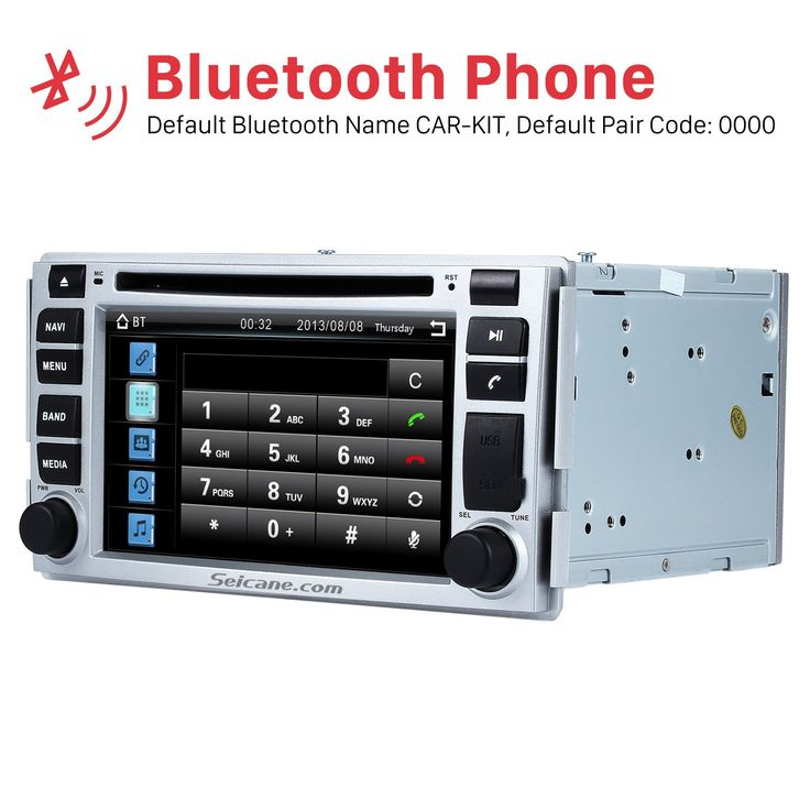 OEM 2 DIN 2006-2012 HYUNDAI SANTA FE Radio Bluetooth GPS Navigation DVD Player Car Stereo with 1080P Video Backup Camera Digital TV Tuner TPMS