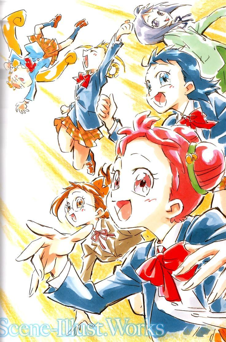 Ojamajo Doremi 16 ~ Umakoshi Yoshihiko Illustrations - Scene & Illust Works