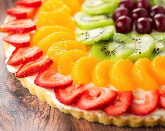 Aprenda a fazer Pizza de frutas muito facil de preparar e refrescante de maneira fácil e económica. As melhores receitas estão aqui, entre e aprenda a cozinhar como um verdadeiro chef.