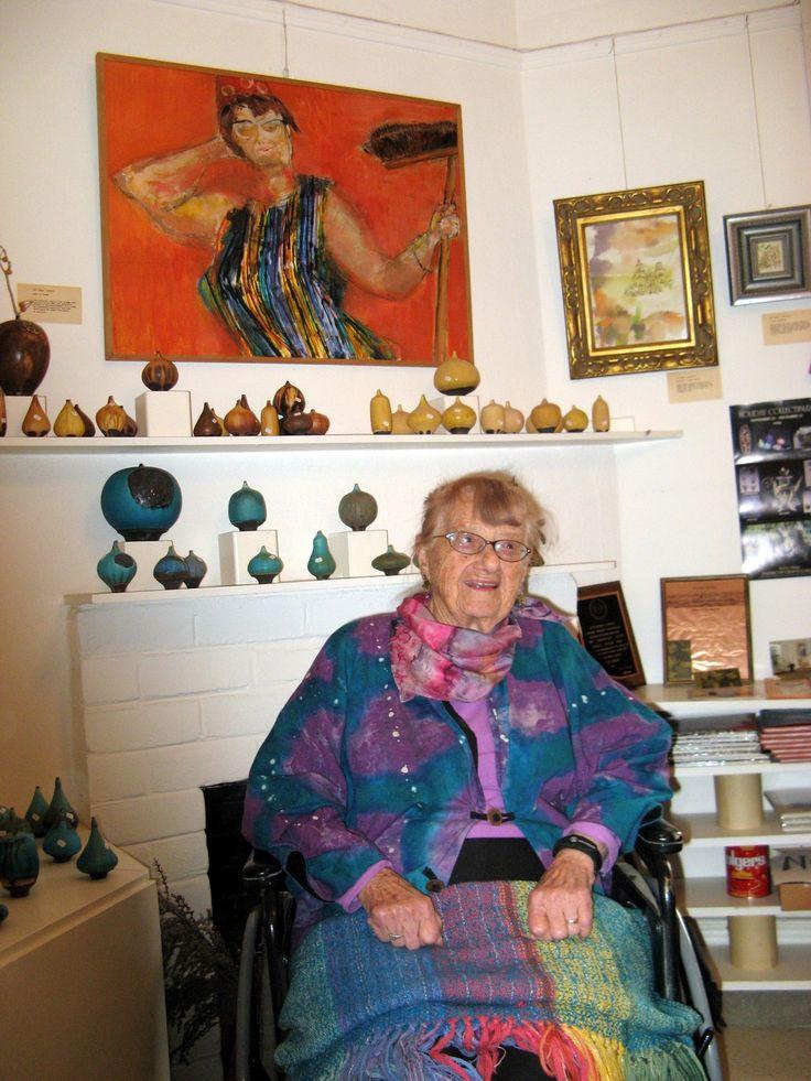 Rose Cabat (American: 1914 – 2015)