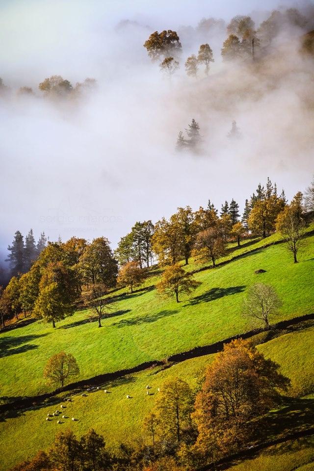 Vega de Pas, por Sergio Marcos (www.sergiomarcos.es) #Cantabria #Spain