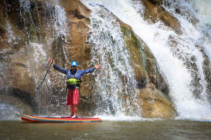 White water SUP - want to try it? We are the leaders in White water SUP exploration. Join Gravity Adventures on one of their tours!