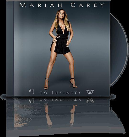 Mariah Carey's New Album: #1 To Infinity Mariah Carey