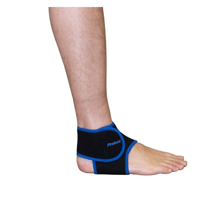 Proman Protexx Right Ankle Support Brace