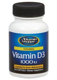 #vitaminshoppecontest    Vitamin D3 1000 Iu - Buy Vitamin D3 1000 Iu (1000) 200 Softgels at the Vitamin Shoppe