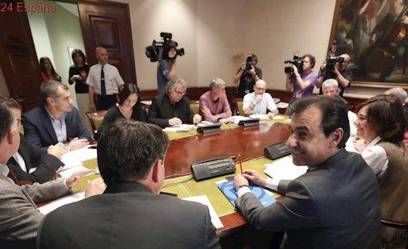 PSOE, Podemos y C's rechazan demorar más la comisión sobre el PP y priorizan a Bárcenas