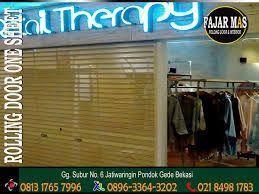 22 best Semarang Surakarta Solo Kudus Folding Gate pvc Rolling Door ...