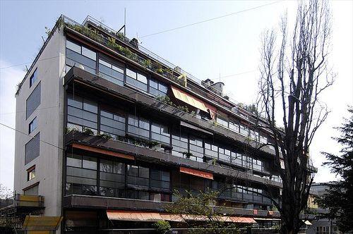 Immeuble Clarté, Geneva, Switzerland, 1930