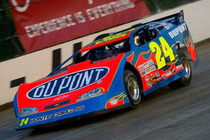 End of the rainbow jeff gordon 39 s paint schemes throughout for Dirt track race car paint schemes