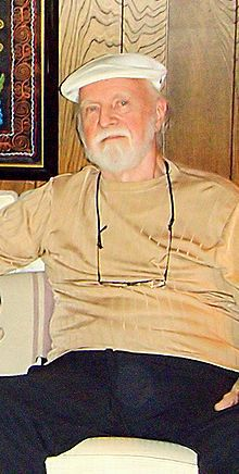 Richard Matheson, RIP (February 20, 1926 - June 23, 2013). To quote Wikipedia: ' He is perhaps best known as the author of The Shrinking Man, Hell House, What Dreams May Come, Bid Time Return (filmed as Somewhere in Time), A Stir of Echoes, and I Am Legend,' as well as various TWILIGHT ZONE stories.