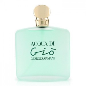 Acqua Di Gio perfume.  Lovely, fresh, light floral, aquatic fragrance.  One of my all time favorites.