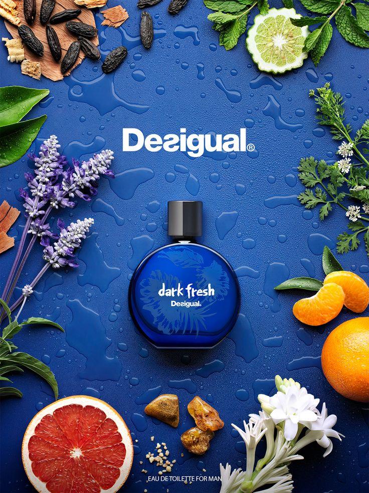 Desigual Fragances | Laura Santamaría | Art Direction, Graphic Design, Fashion