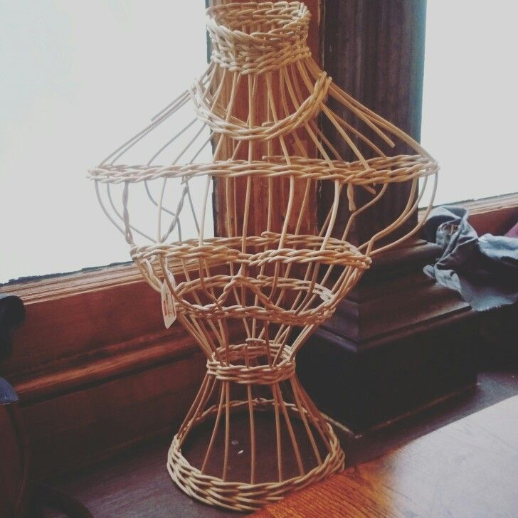 So pleased with today's purchase! A wicker bust for our shop window, found in our local Shelter charity shop.  #Wickerbust #mannequin #bust #secondhand #recycle #reuse #brightonandhove #Brighton #display