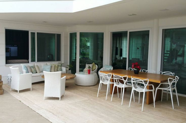 Check out this awesome listing on Airbnb: Super luxo casa Jurere Internaciona - Houses for Rent in Florianópolis