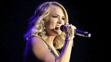 Carrie Underwood Releases Inspiring New Song With Unlikely Duet Partner