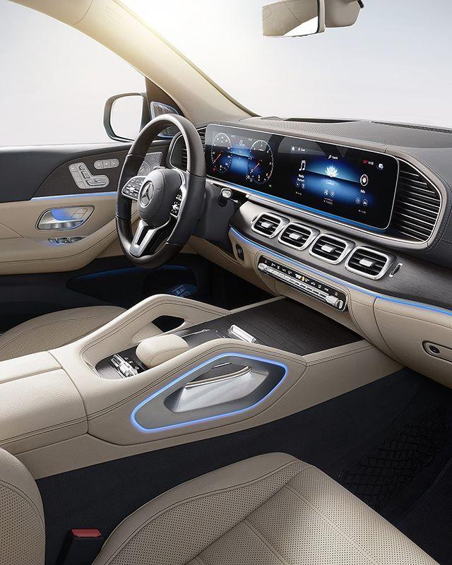 Mercedes-Benz GLS 2020 Nova Geração Do SUV De Grande Porte
