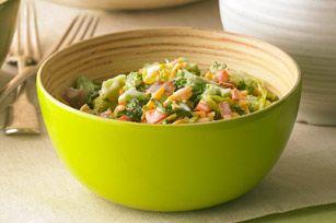 Garden Vegetable Chopped Salad recipe