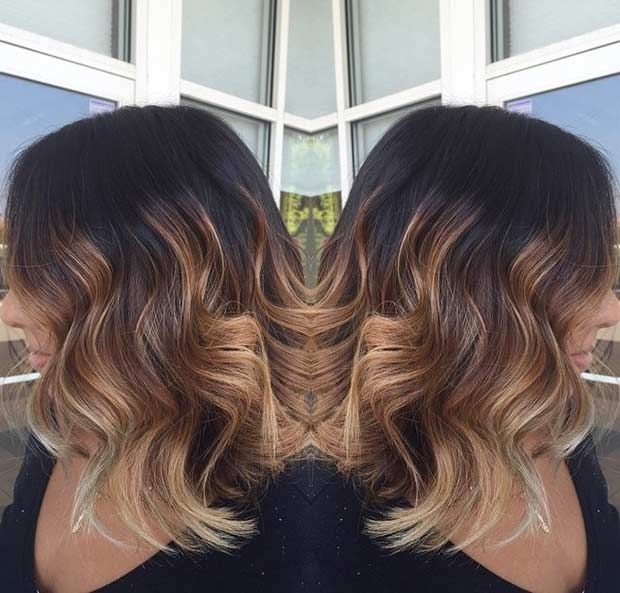 31 Balayage Hair Ideas for Summer | Caramel balayage ...