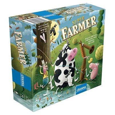 Planszowe zmagania Super Farmerów! :)