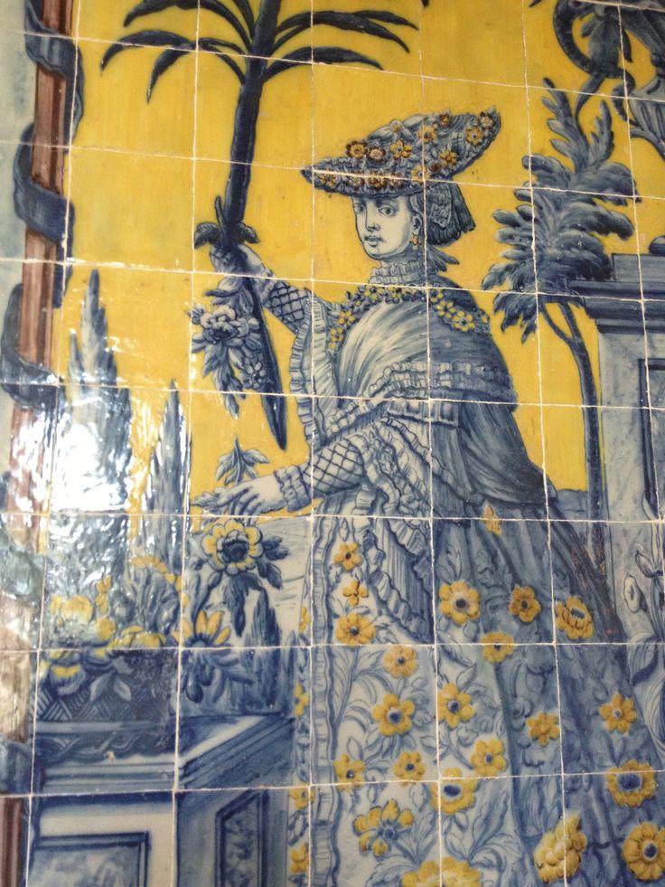 Palácio de Queluz - Queluz - Portugal
