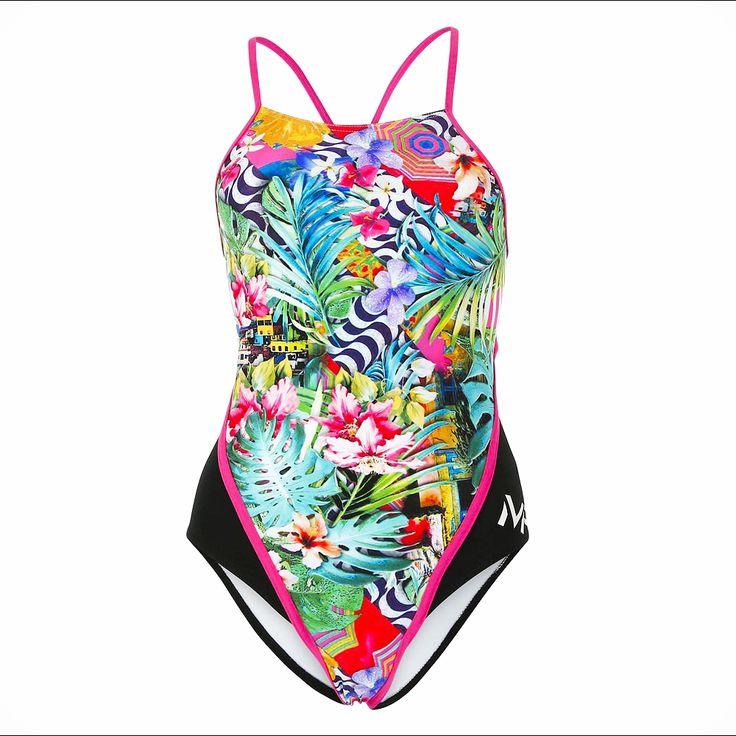 Costume Flores Linea Michael Phelps!!  #swimming #MPswim #training #nuoto #piscina #allenamento