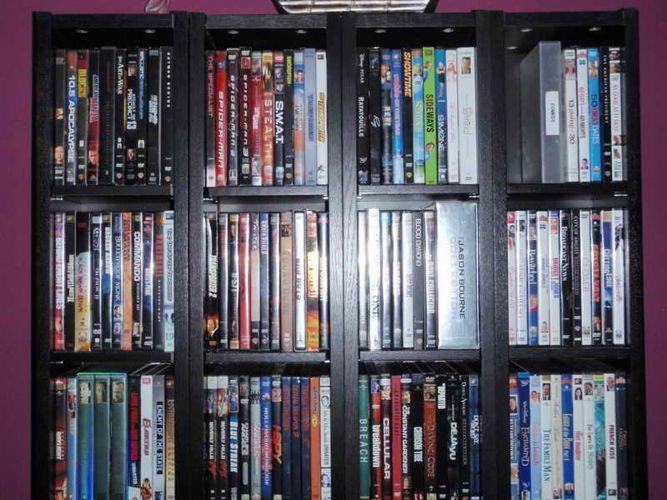 Pin Di Cd Dvd Storage Ideas