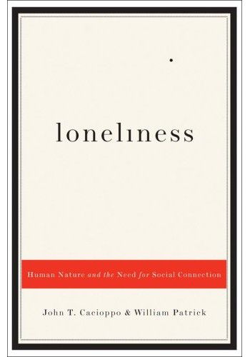 ''Loneliness'', author: John T. Cacioppo & William Patrick, artist: Peter Mendelsund