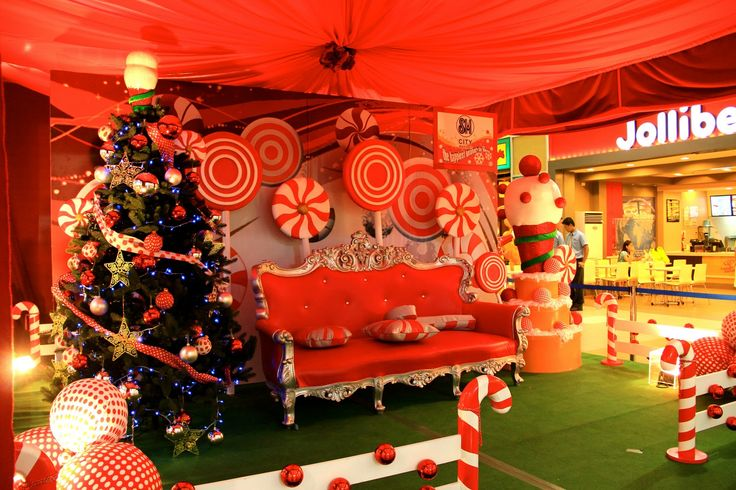 Santa's Grotto idea