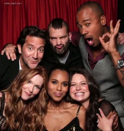 Scandal (TV Series)! The cast of Scandal