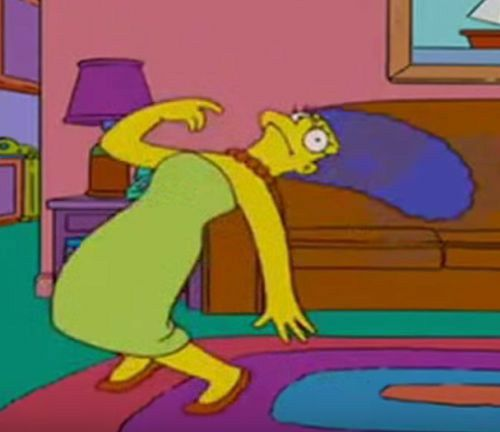 reaction pics. in 2020 | Cartoon memes, The simpsons ...