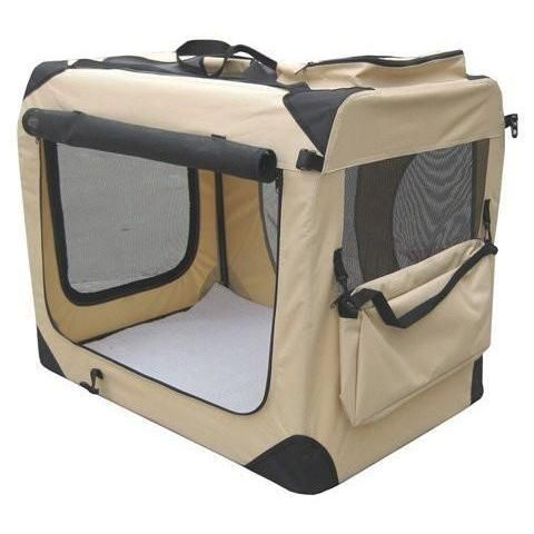 Elite Field 3 Door Soft Dog Crate