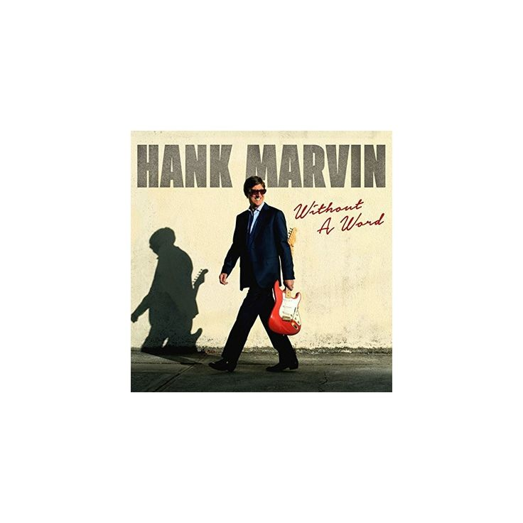 Hank Marvin - Without a Word (Vinyl)