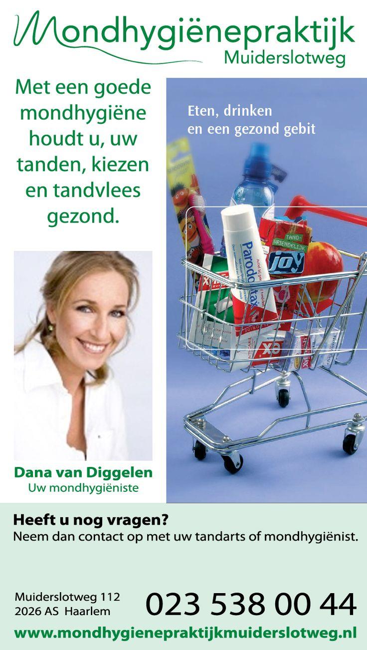 Dana van Diggelen  uw mondhygieniste